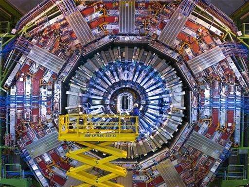 Large Hadron Collider: Tomorrow never knows
