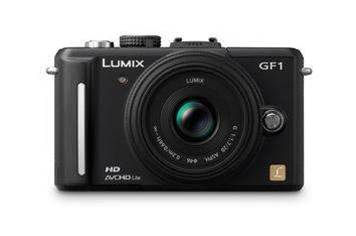 Panasonic Lumix DMC-GF1 takes on the Olympus PEN E-P1