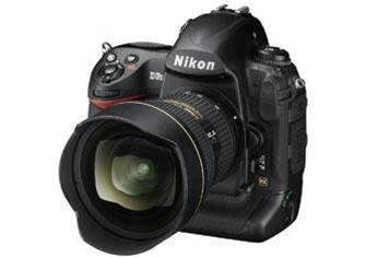 Nikon D3s officially announced