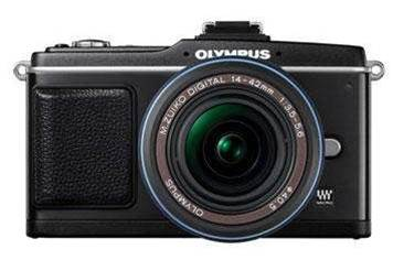 Olympus Pen E-P2 confirmed