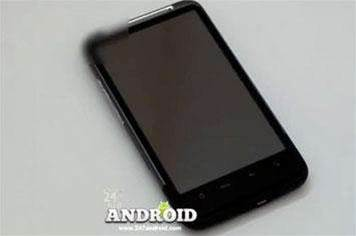 HTC Desire HD with 4.3in screen appears