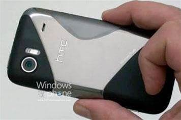 HTC Schubert Windows Phone 7 handset leaked