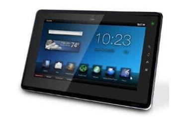 IFA 2010 – Toshiba's Folio 100 Android tablet and lots more