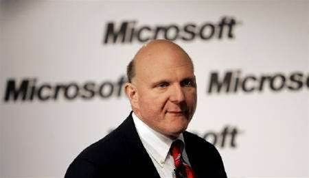 Microsoft eyes-off IBM's business