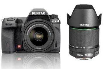 Sneak peek: Pentax K-5 DSLR snaps into view