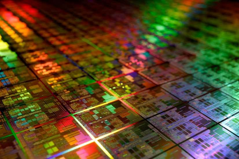Global chip sales down nine per cent over 2009