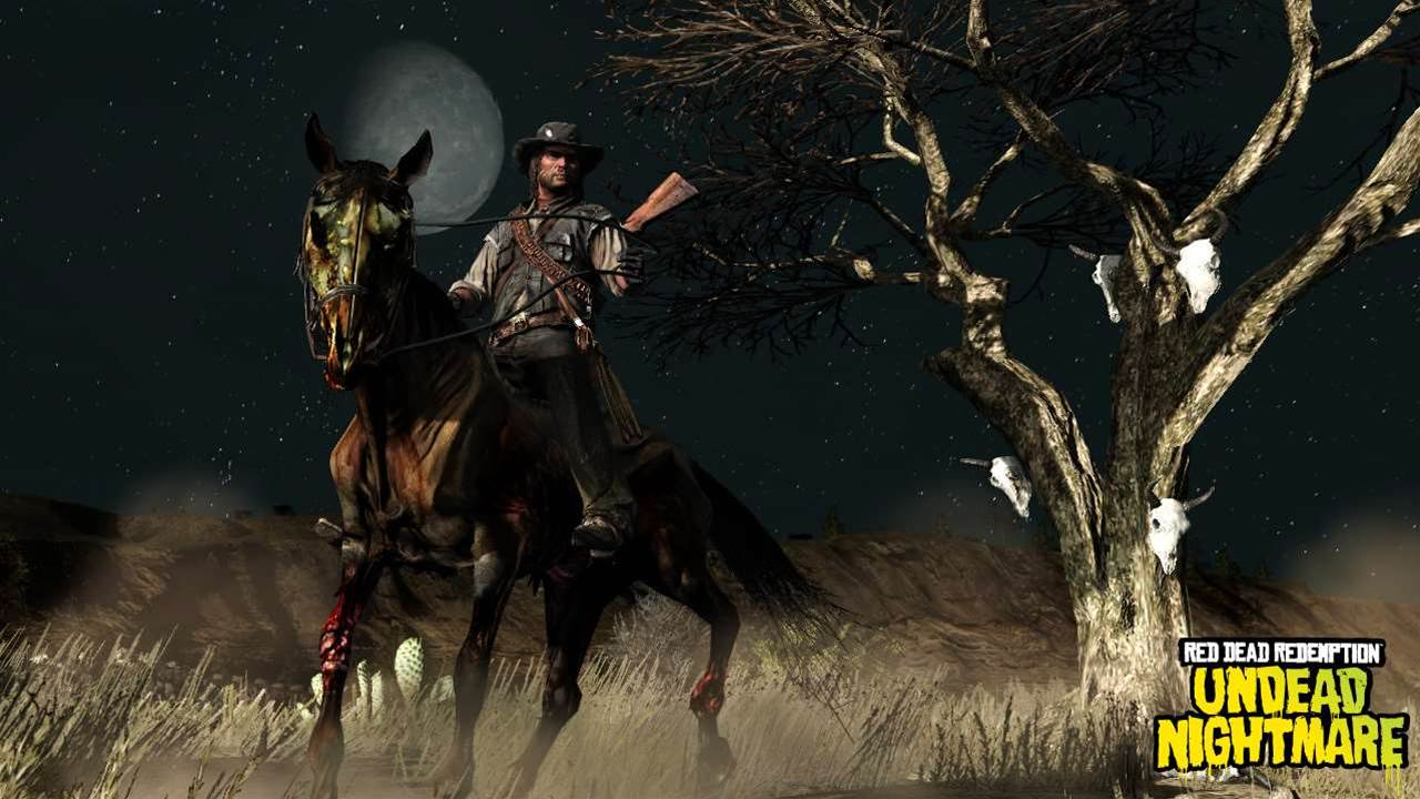 Red Dead Redemption: Undead Nightmare screens