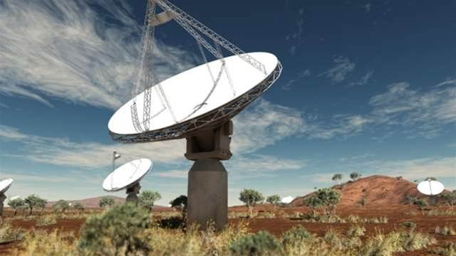 Telescope network to crunch an exabyte of data a day