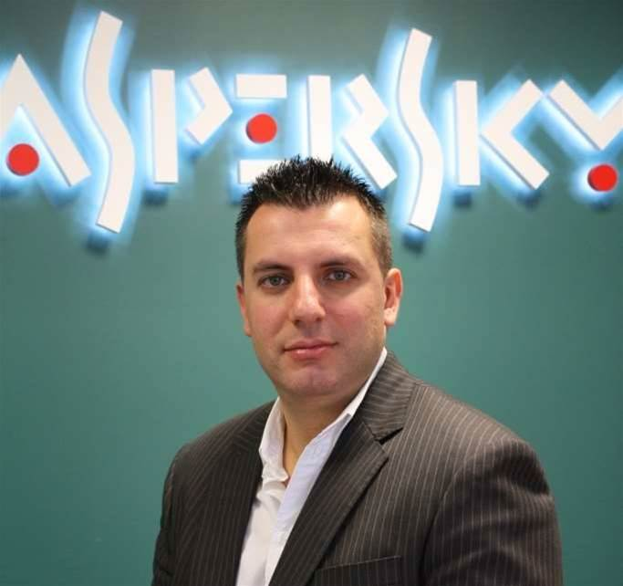 Kaspersky Lab appoints country manager