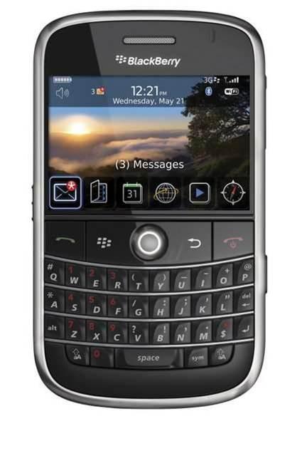 Vodafone pitches BlackBerry nirvana