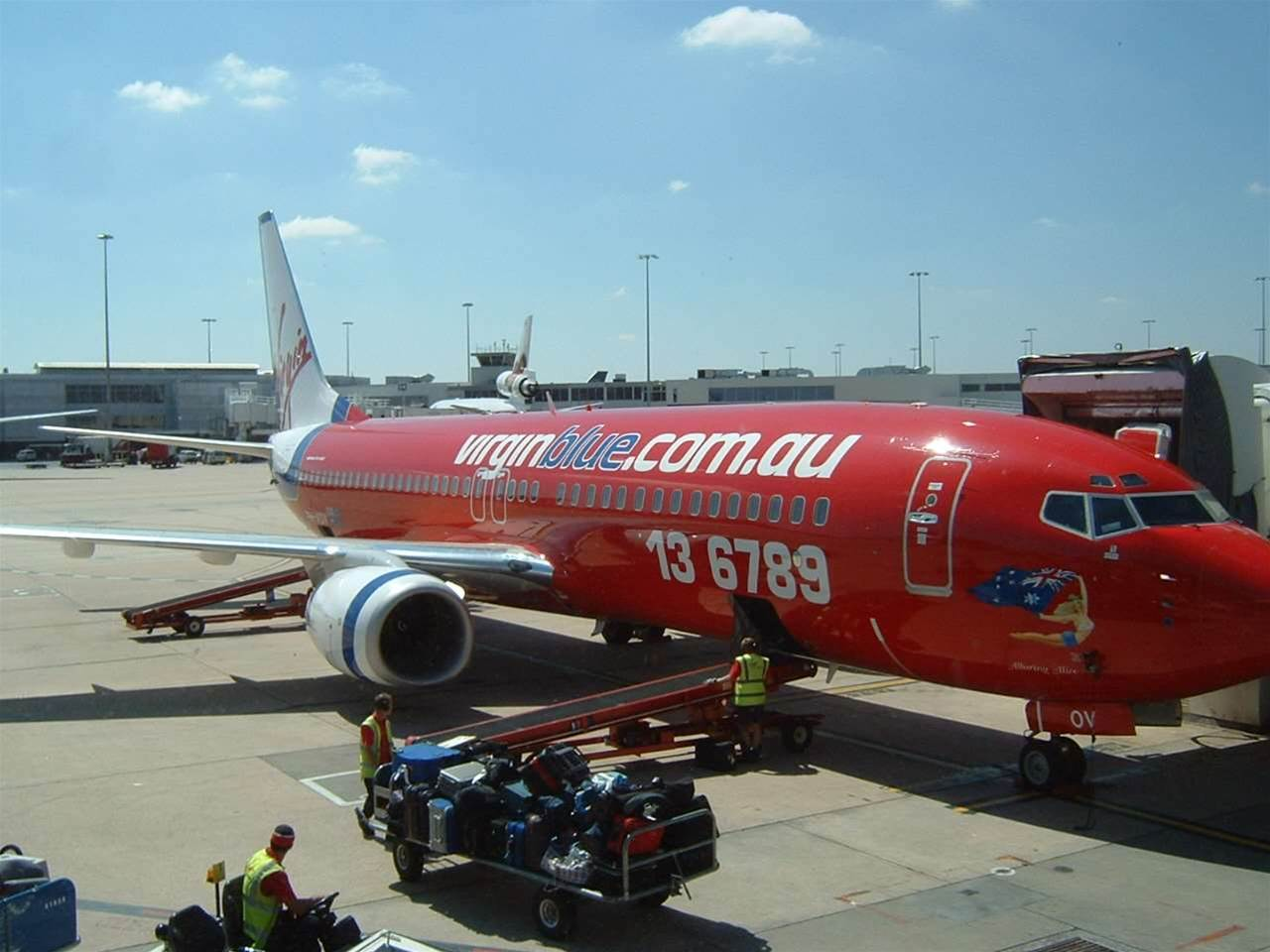 Virgin denies further check-in outages