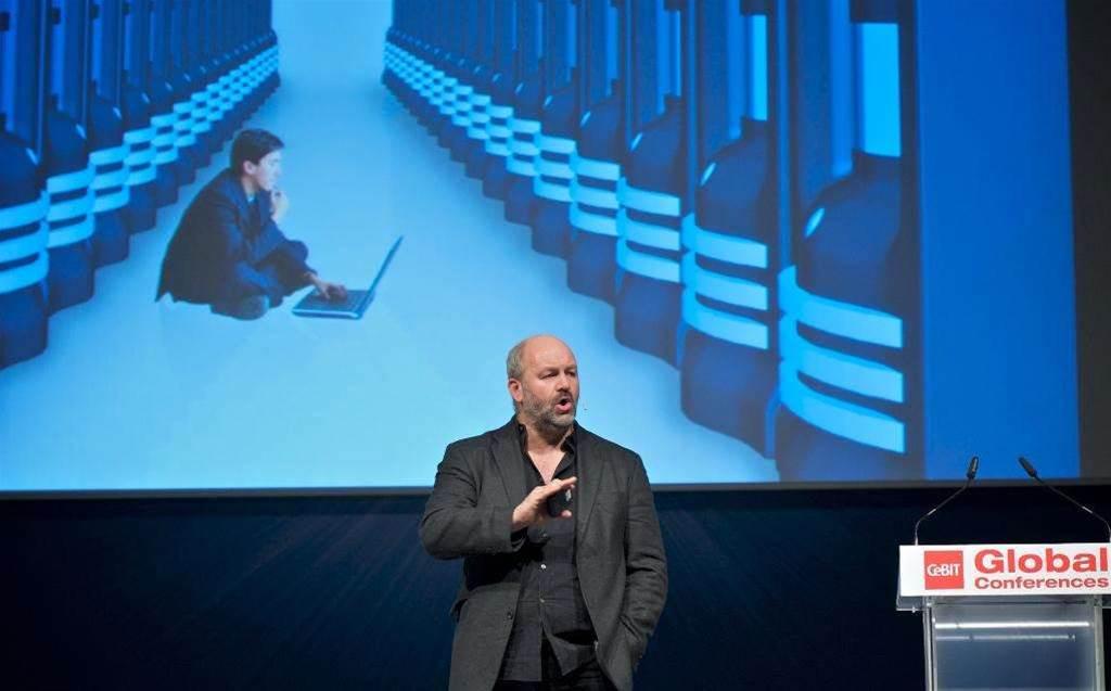 CeBIT: Amazon CTO talks cloud computing