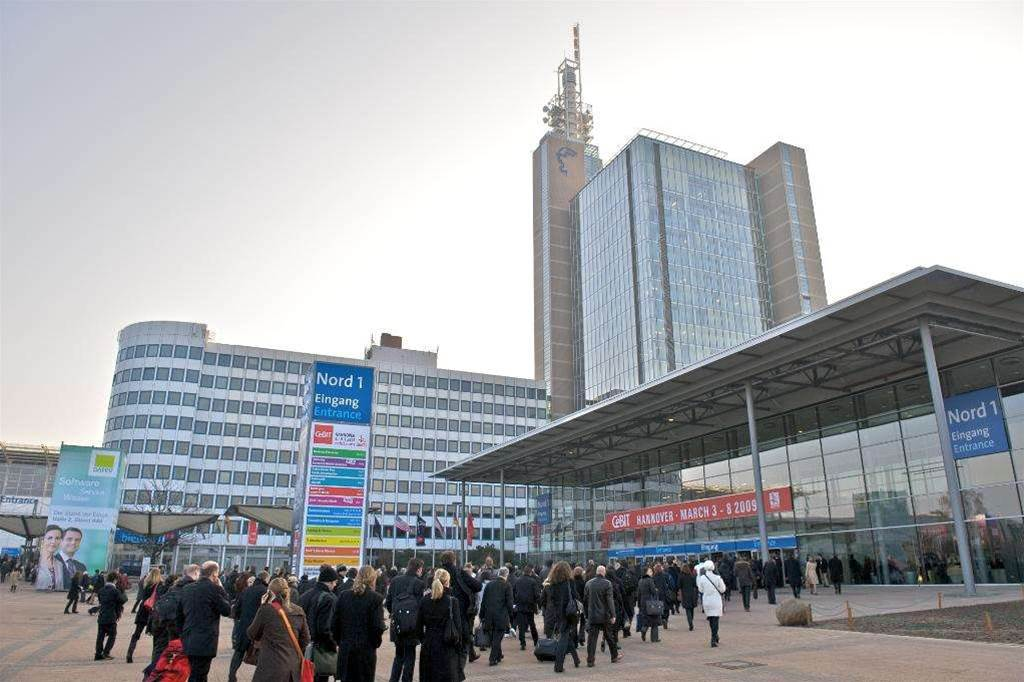 CeBIT deemed a hit, despite recession
