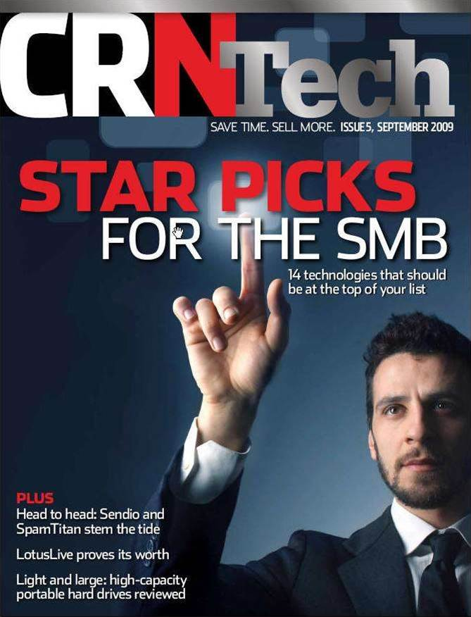 CRN Tech: October issue now live!