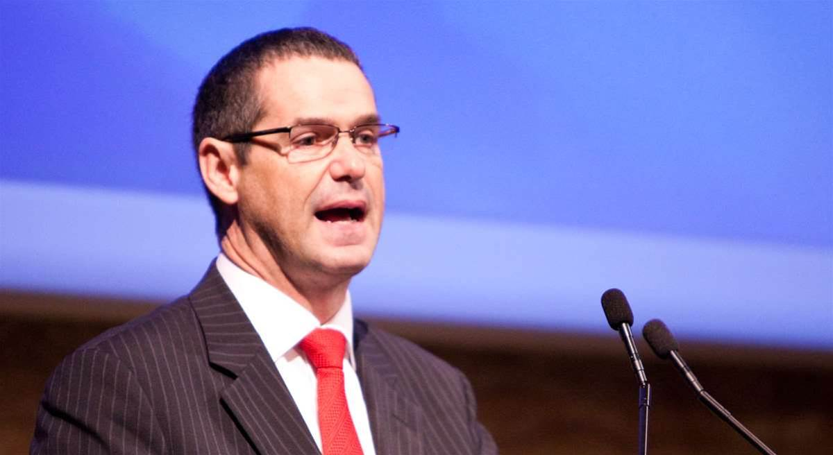 Conroy assaults broadband alliance