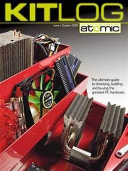 Introducing the Atomic KitLog e-zine