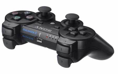 Sony's DualShock 3 for PS3 finally arrives