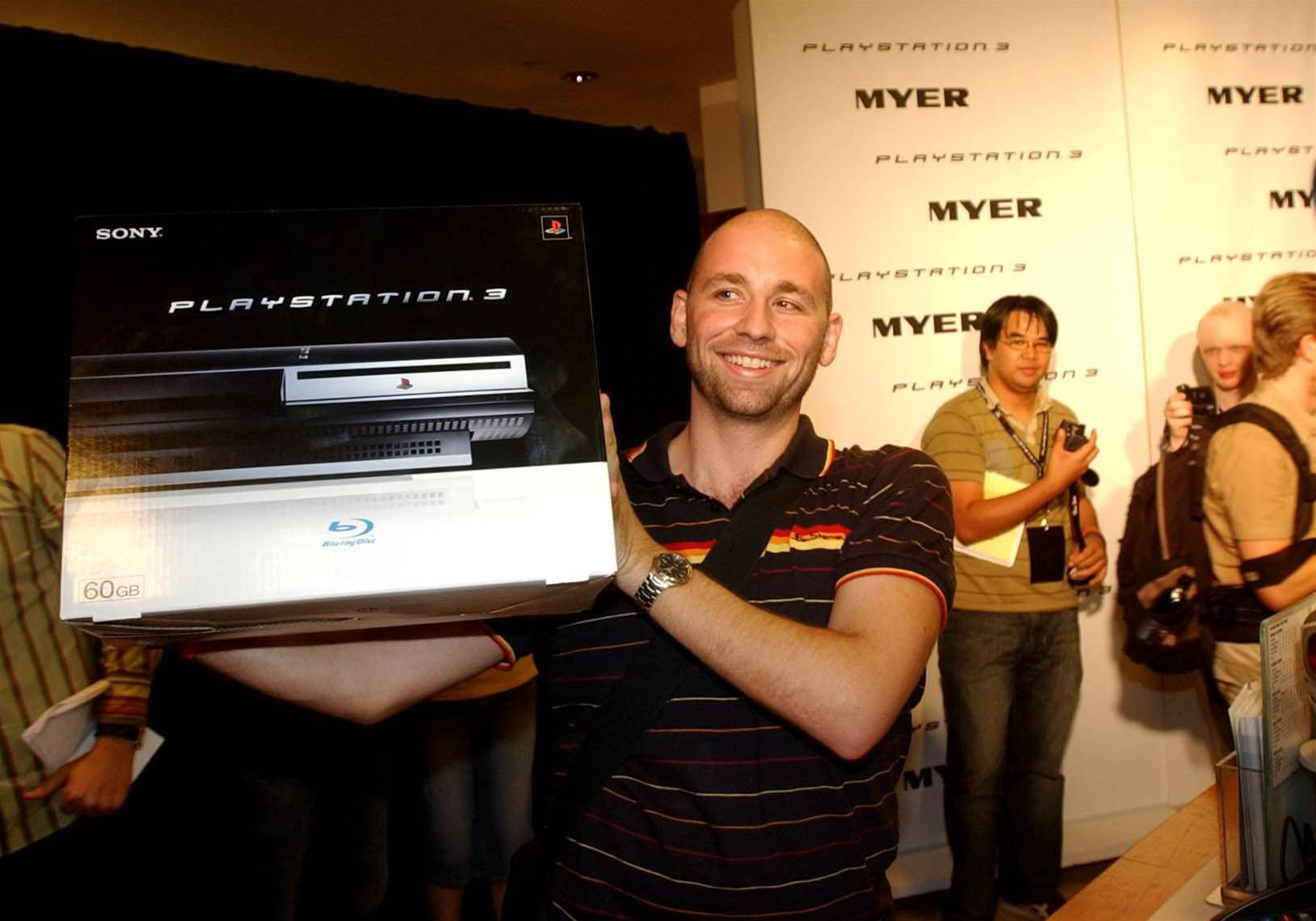 Local retailers launch Playstation 3