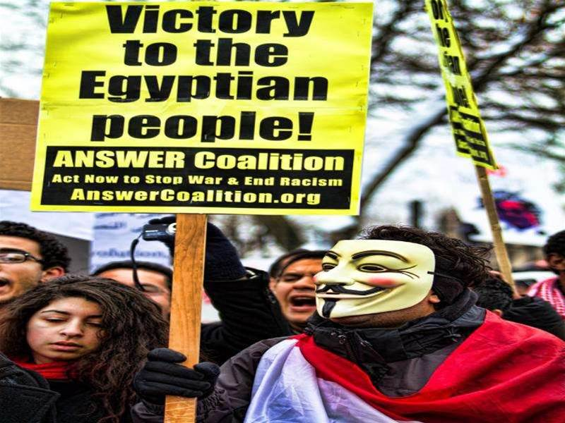 Egyptians turn to Tor to organise dissent online