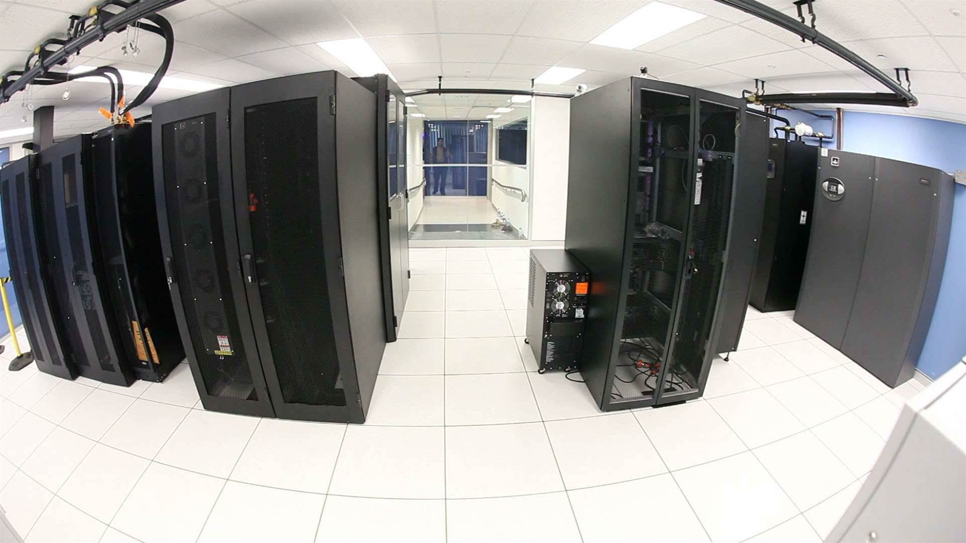 Emerson builds showcase data centre