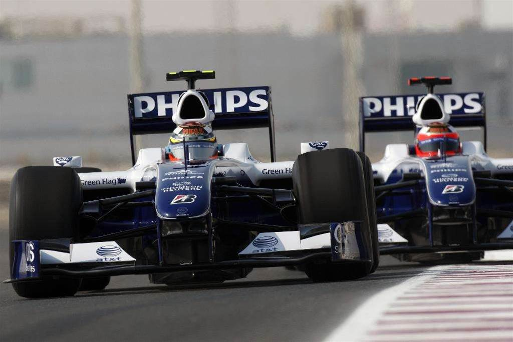 Crunch time for Formula One IT