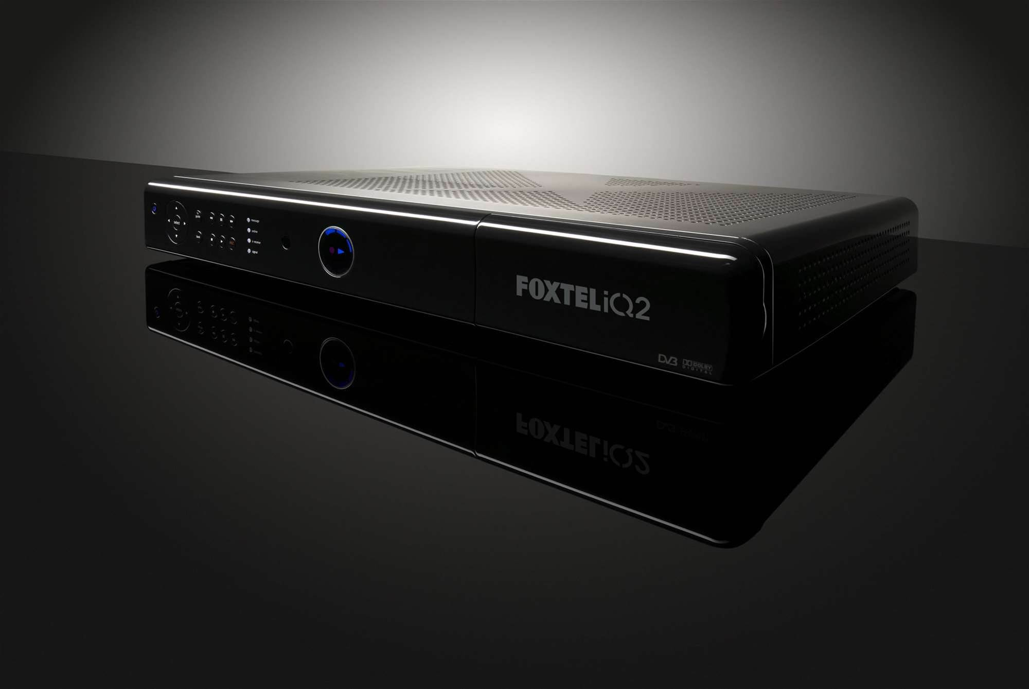 Will Freeview work with Foxtel iQ?