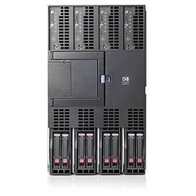 HP introduces Integrity blade servers
