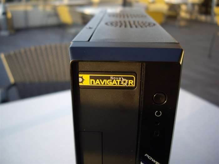 "Nova Navigator ""cloud computer"" runs Linux, Windows"