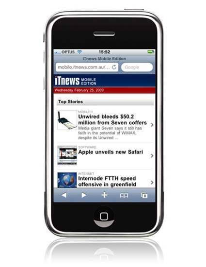 iTnews goes Mobile
