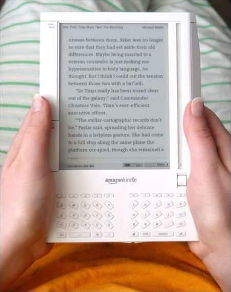 Amazon buys touch screen startup Touchco