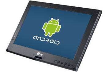 LG developing Android-based tablet PC