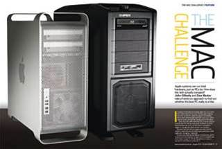 New issue of PC Authority on sale! The PC vs Mac challenge