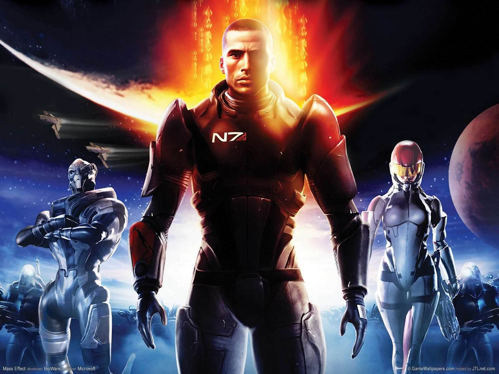 Mass Effect movie heading to the silver screen