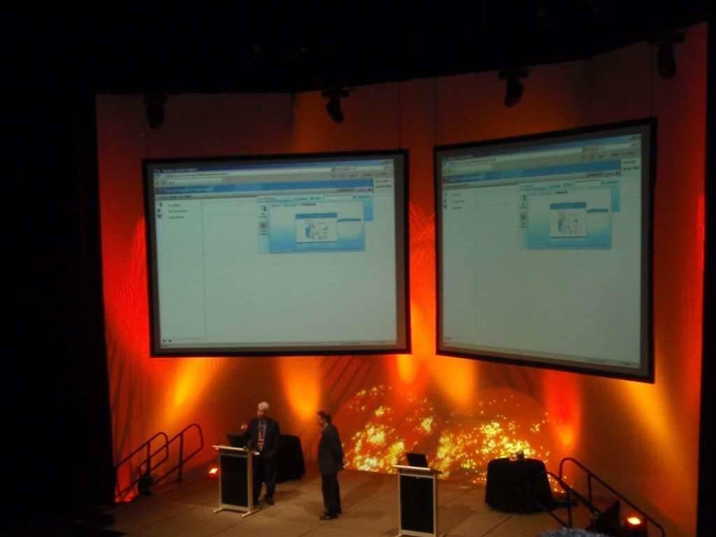 Cognos previews customisable Flex interface