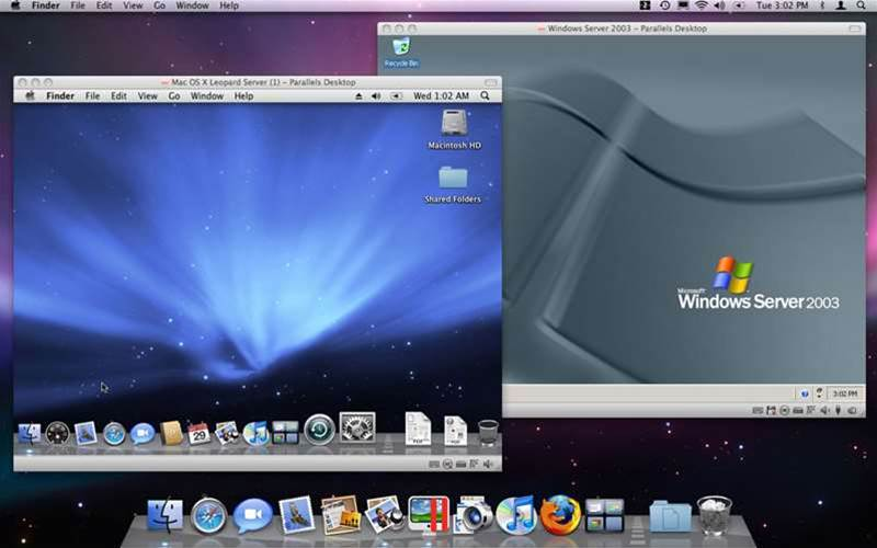 Parallels adds Win 7 support in Desktop 5 for Mac