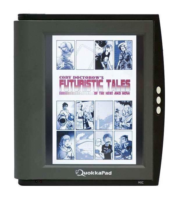 QuokkaPad takes on e-book giants