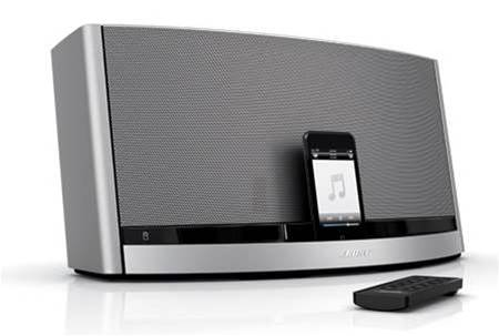Orchestra in a SoundDock? Bose's new speaker system rocks to new beat
