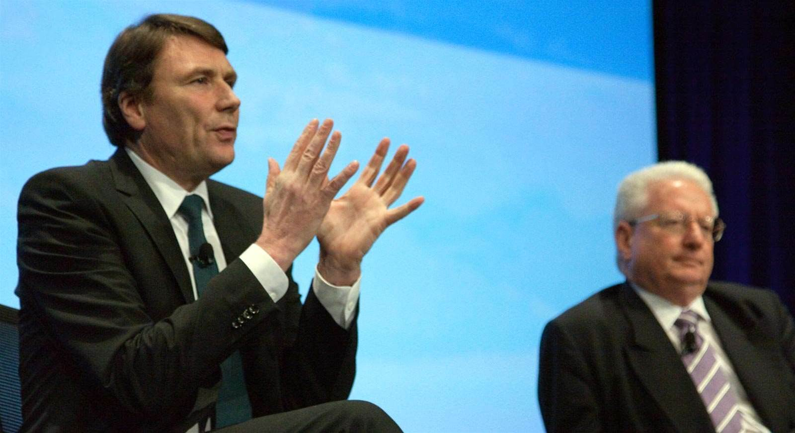 Telstra CEO available 'on-demand' for Conroy