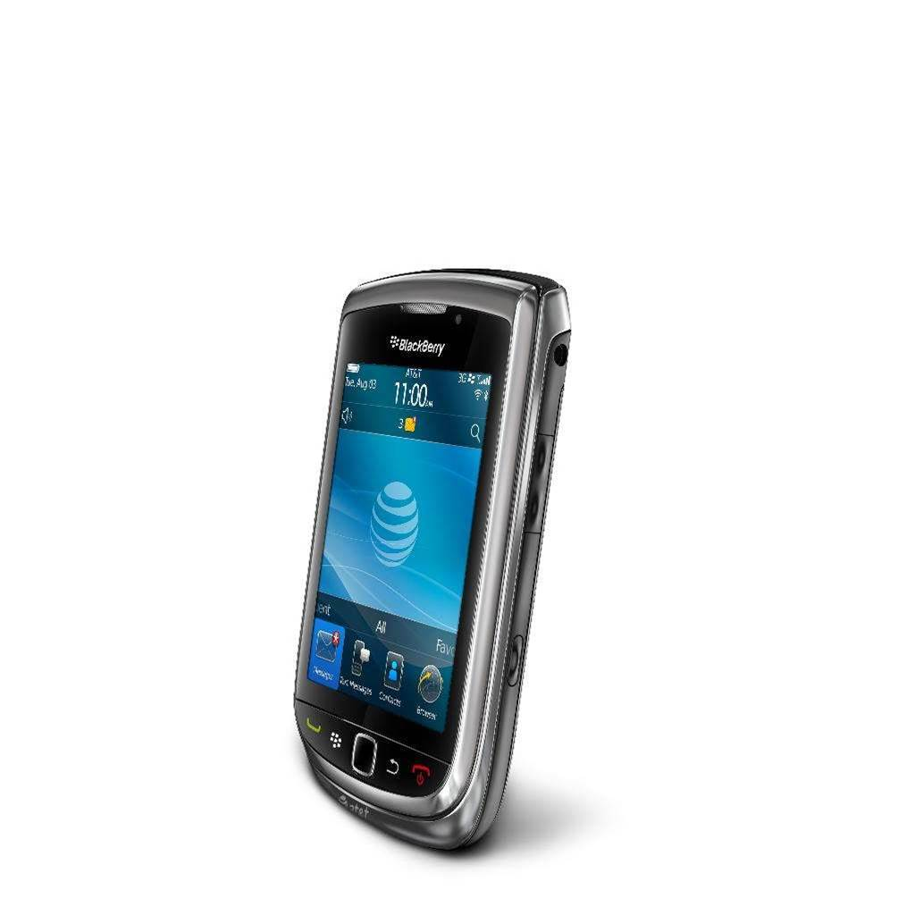 India to extinguish Blackberry Torch?