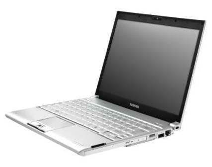 Toshiba wins green award for Portege R600 notebook