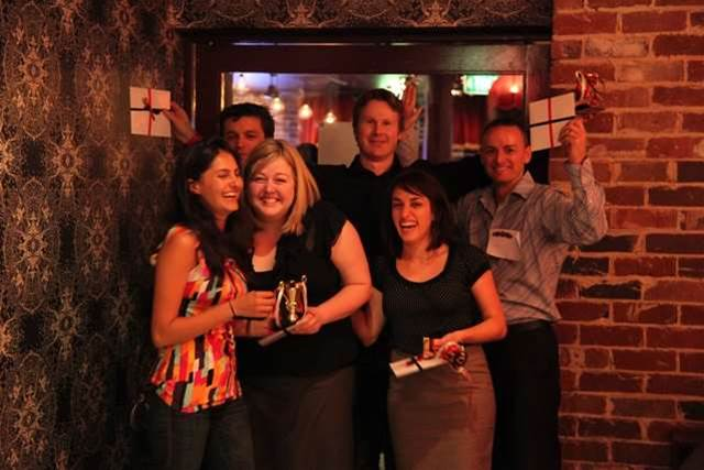 PHOTO GALLERY: Spot yourself at the CRN Trivia Night