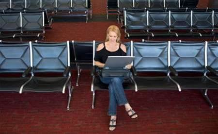 47% of frequent flyers rate WiFi over food, says survey