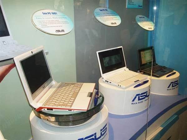 Asus Eee PC in more Aussie stores