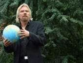 Branson offers US$25m prize to tackle greenhouse gas