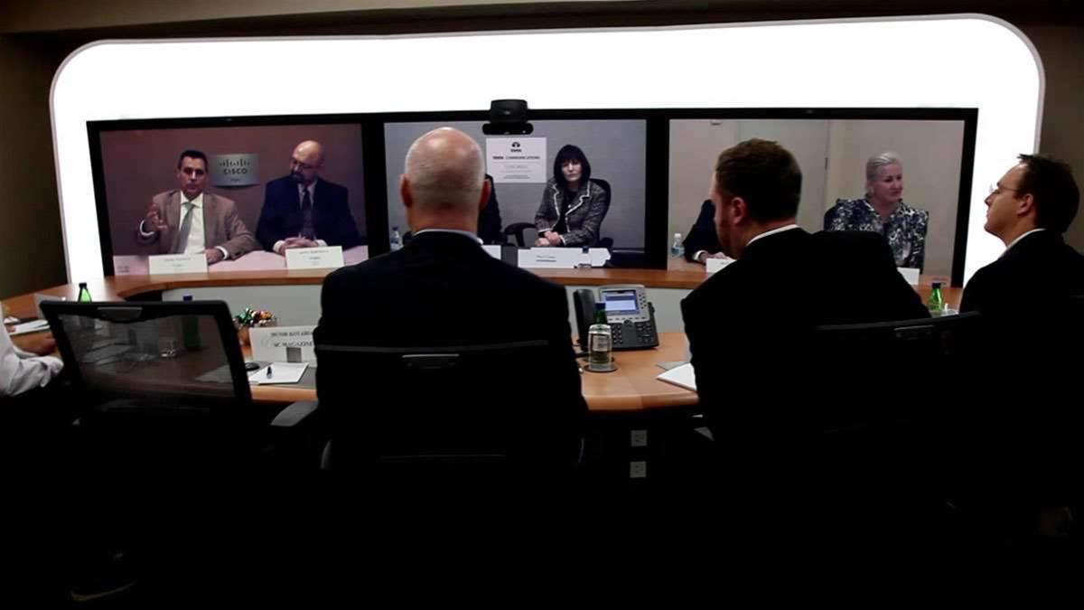 Sheraton gets Australia's first public telepresence room