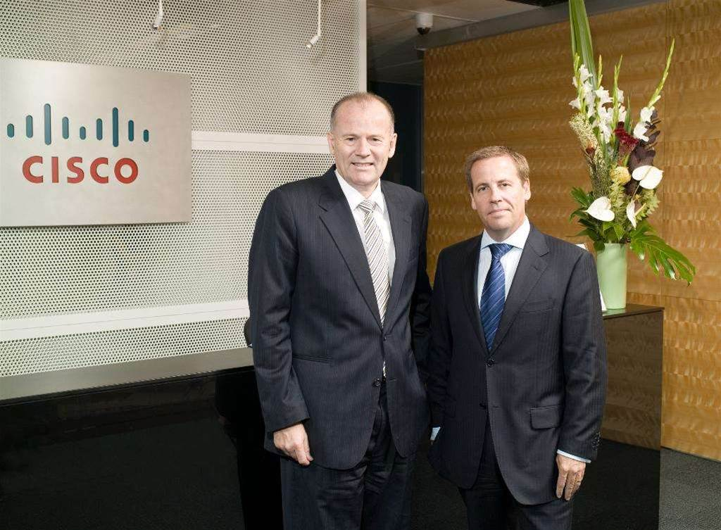 Cisco Australia excels in tough market