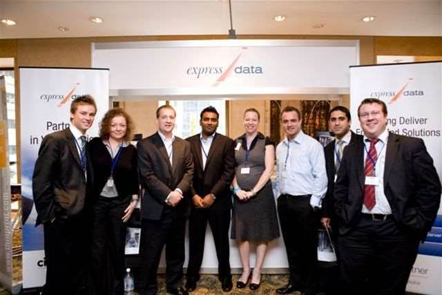 Express Data; Citrix 2008 Distributor of the Year
