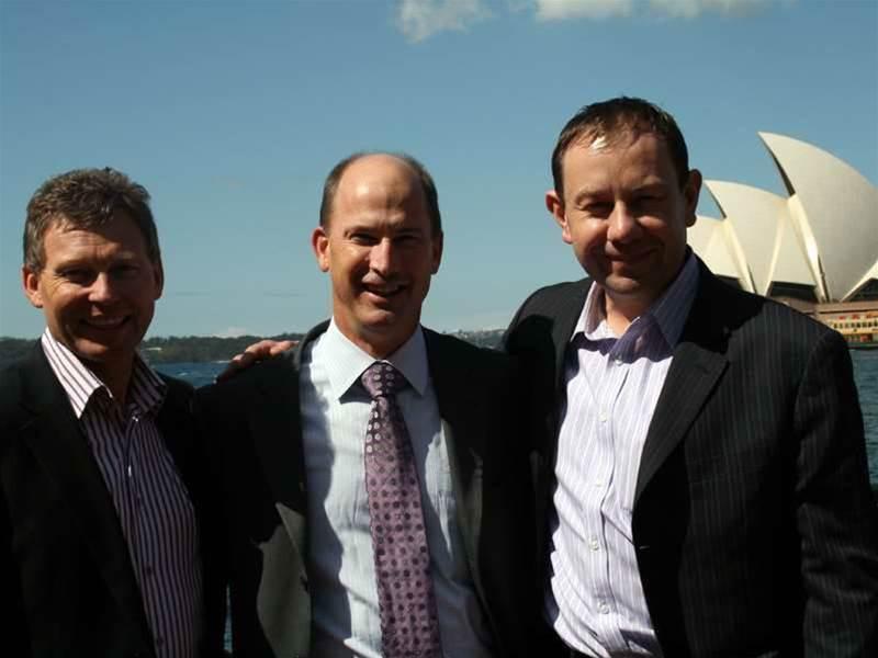 Compellent launches 'fluid data' in Australia