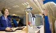 Airport eye scans check two million arrivals into UK