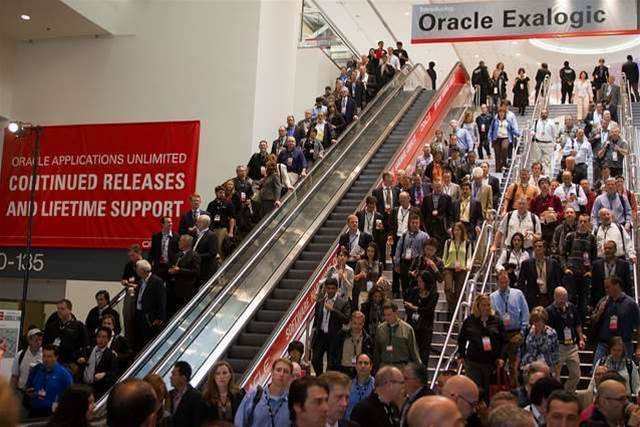 Aussie search company goes guerilla on Oracle